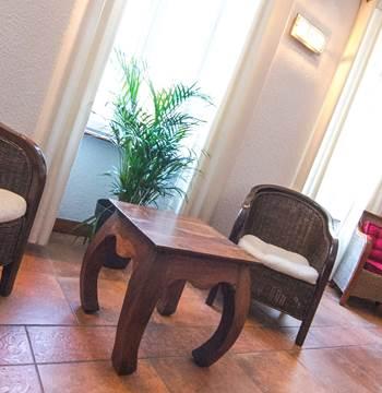 Bretagne Sud_Morbihan_Belle île en Mer_Hotel bord de mer_hotel Saint Amant_accueil