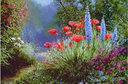 Conférence : jardins et peinture, une histoire de représentation