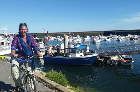 Balades insolites en vélo, découverte des légendes et chemins de la Presqu'île à Quiberon