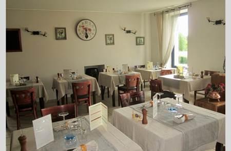 Restaurant A la Fontaine au Beurre
