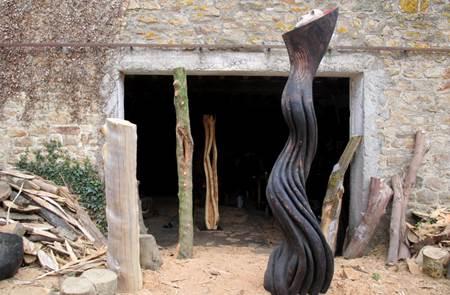 Jonathan Bernard - Sculpteur