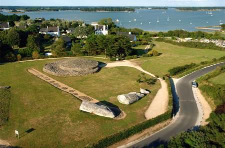 Visite guidées Site des mégalithes de Locmariaquer