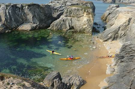 Sillages Kayak de Mer & Stand Up Paddle
