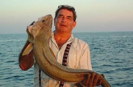 Pêche en mer : Atmos'Air Marine