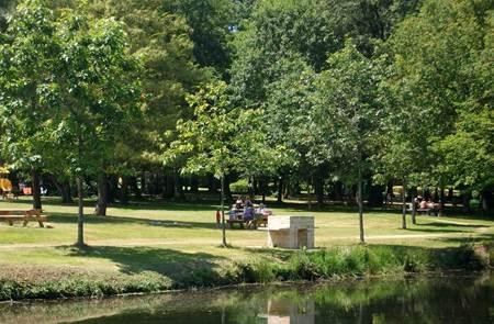 Camping municipal L'étang aux Biches