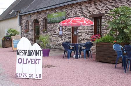 Restaurant Les Mégalithes