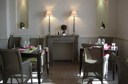 Salon de Thé Villa Margot