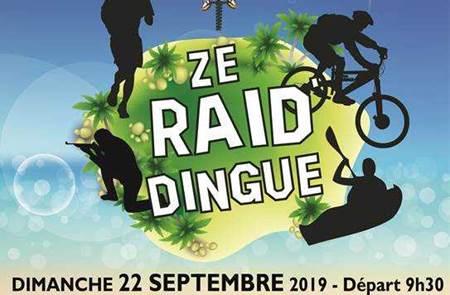 Ze raid Dingue