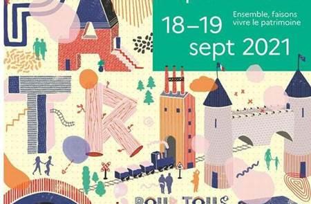 Journées du Patrimoine du 18 et 19 septembre 2021 - LOCOAL MENDON