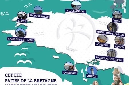 Rallye à Quiberon - Bretagne Buissonnière