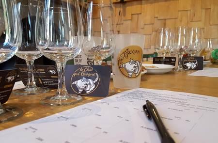 Fête de la musique et de la bière artisanale au Petit Café dans la Prairie