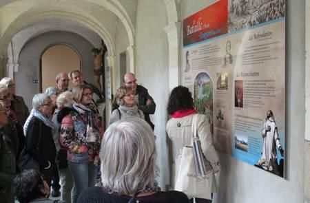 Visite guidée de la Chartreuse à Brec'h