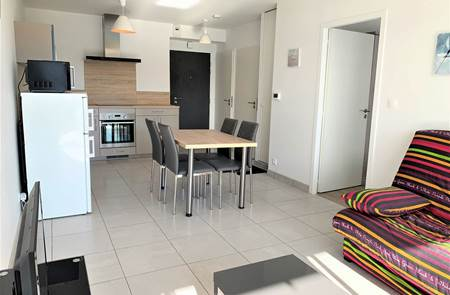 Quiberon - appartement 2 pièces - 40m² - 2*