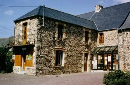 Centre d'hébergement CPIE Forêt de Brocéliande