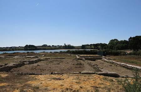 La villa antique de Mané Vechen