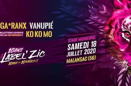 #10 Festival Label'Zic