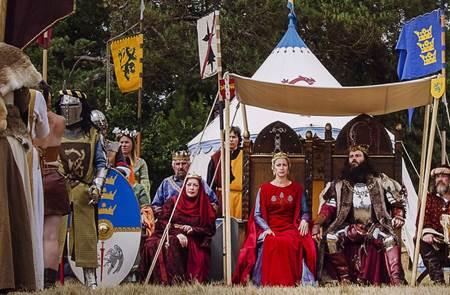La Pentecôte du Roi Arthur au château de Comper