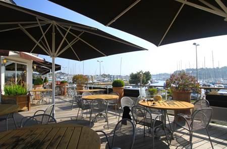 Hôtel L'Ostréa et son restaurant Le Bistrot du Marin