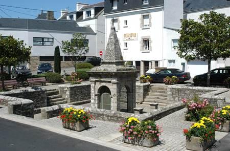 Fontaine Saint-Cornély