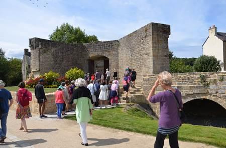 Visites commentées « La cité des Rohan » de Guémené-sur-Scorff