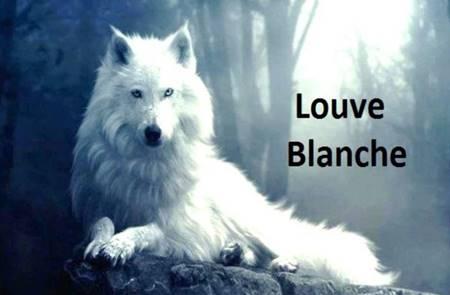 Louve Blanche, conteuse
