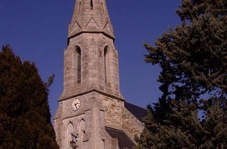 Eglise Saint Malo à St Malo des Trois Fontaines