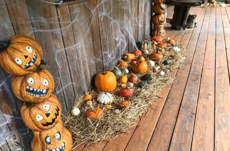 Halloween au Tropical parc