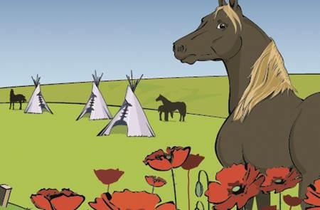 La Petite Ecurie dans la Prairie - ferme pédagogique équestre