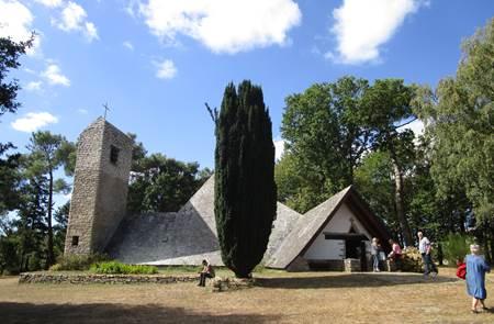 Chapelle Notre-Dame de la Route