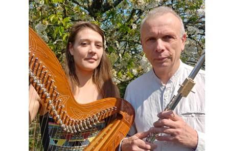Duo Nygma - Flûte et harpe