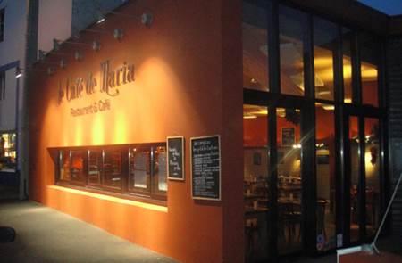 Restaurant Le Café de Maria