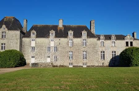 Visites château de la Grationnaye