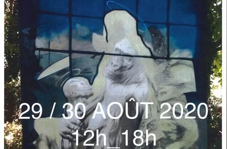 Exposition Peinture Jasmine RCC