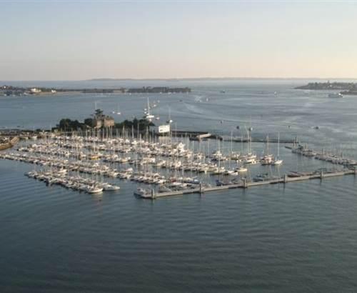 port-locmiquelic-Morbihan-Bretagne-sud © sagemor