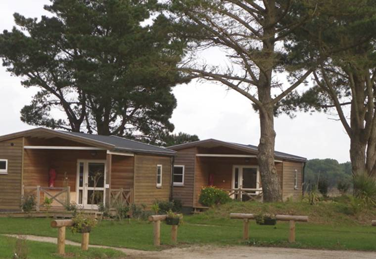 1-Camping-Le-Kernest-Bangor-Morbihan-Bretagne-Sud © Camping le kernest