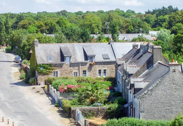 Mme SINSON - Maison à Sarzeau - Presqu'île de Rhuys - Golfe du Morbihan ©