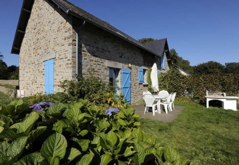 location-maison-Gestel-Lorient-Morbihan-Bretagne-Sud-4personnes-France © lain