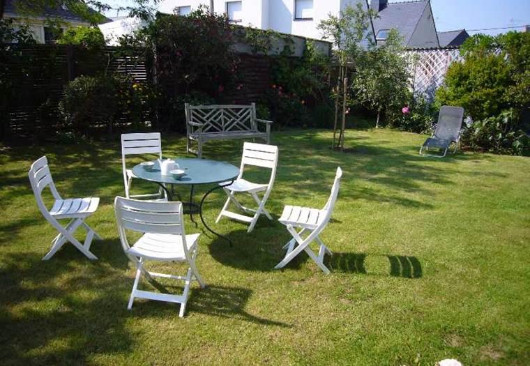 location-appartement-Larmor-plage-Lorient-Morbihan-Bretagne-sud-4personnes-France © trouve