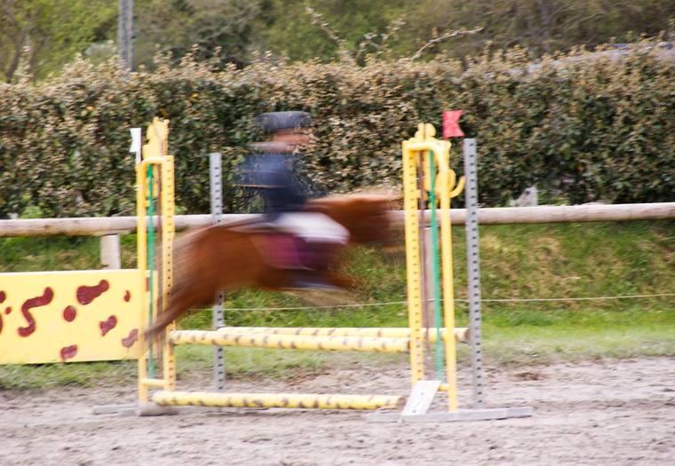 Concours de saut d'obstacles © Erdeven Equitation