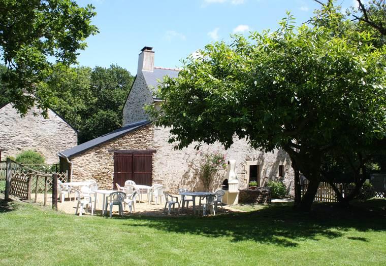 Gîte-d'Etape-Quintin-Sarzeau-Golfe-du-Morbihan-Bretagne sud © Gite d'étape de Quintin