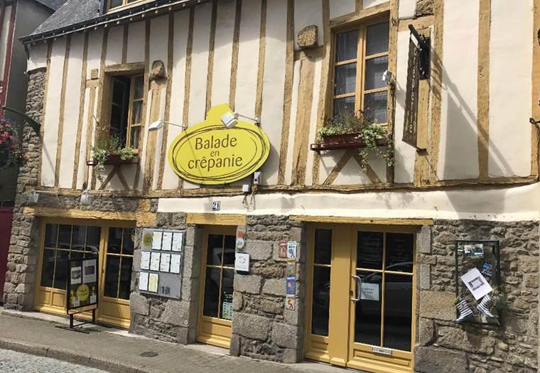 Crêperie-Balade-en Crêpanie-Vannes-Golfe-du-Morbihan-Bretagne sud © Balade en Crêpanie