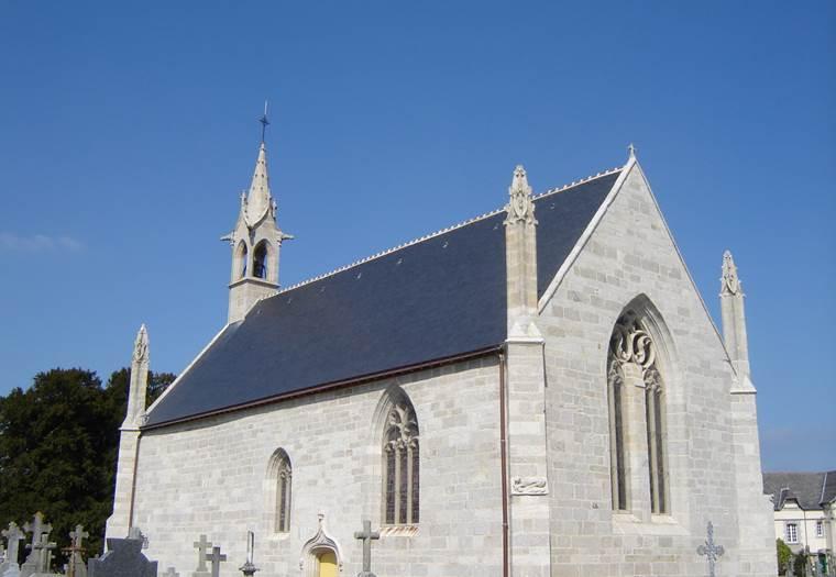 Chapelle Saint-Michel - Morbihan - Bretagne Sud © Office de Tourisme