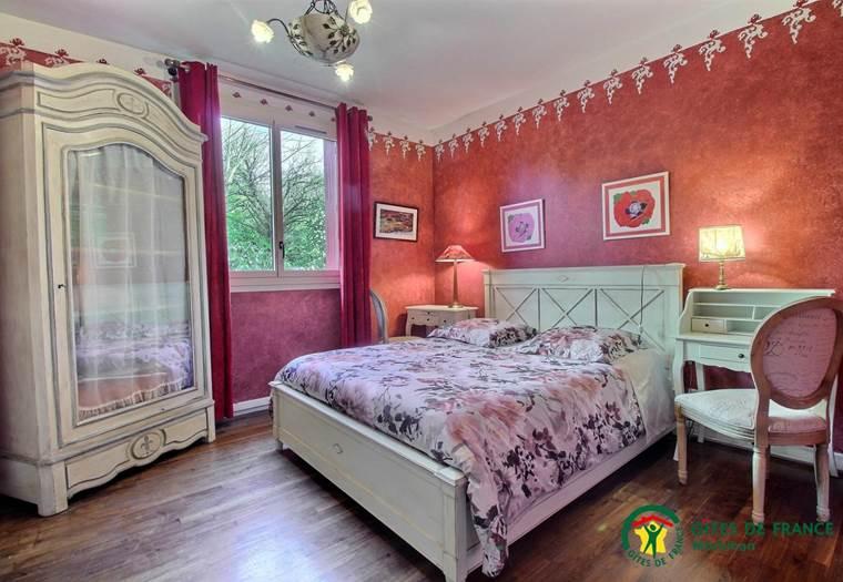 Chambre d'hôtes n°56G5652 – SAINT-AIGNAN – Morbihan Bretagne Sud © GITES DE France 56