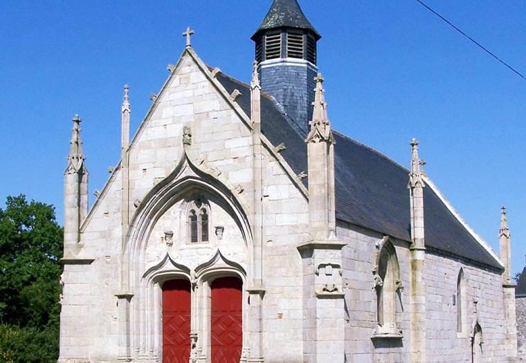 Chapelle Notre-Dame des Vertus - Morbihan - Bretagne Sud © Office de Tourisme