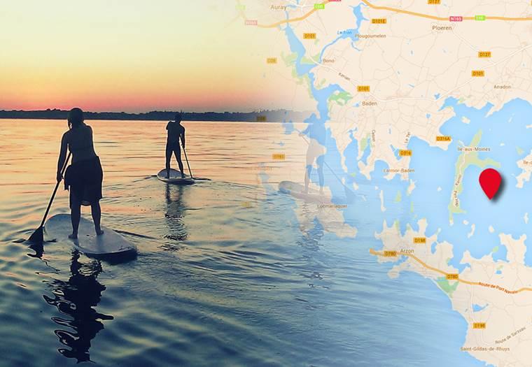 Golfe-Morbihan-Bretagne-Sud © CDT56