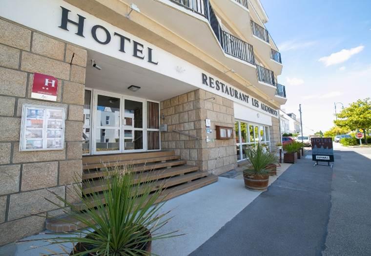 Hôtel Les Alignements-Carnac-Morbihan Bretagne sud © Hotel les Alignements
