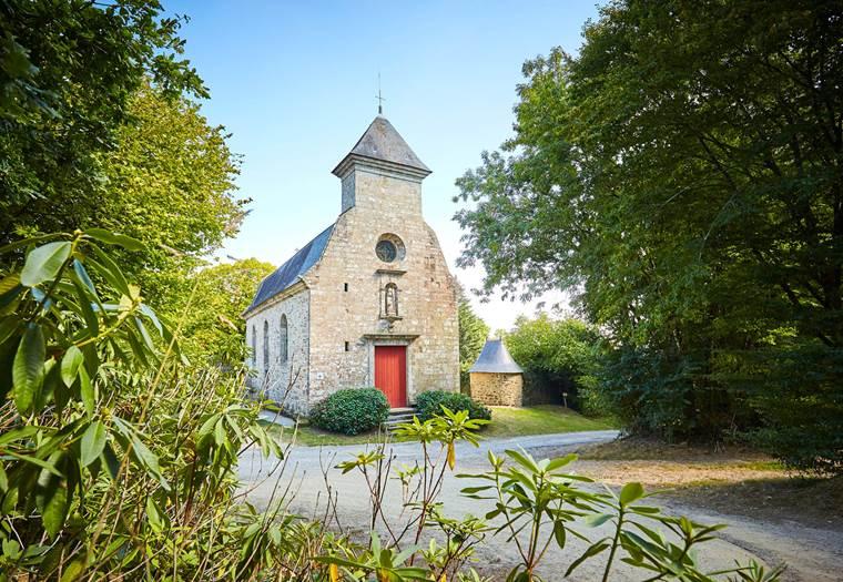 Chapelle Saint-Quirin ©