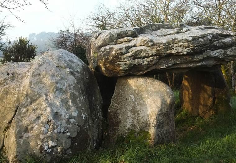 Dolmens de Kerran St Philibert - Morbihan Bretagne Sud (1) © C. WACTAUSEN
