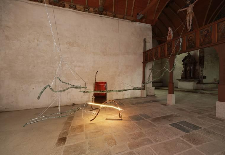 L-Art-dans-les-Chapelles 2019, Laura Gozlan,