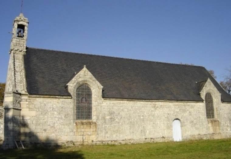 Chapelle-Saint-Cado-Saint-Caradec-Treglomel-Pays-Roi-Morvan-Morbihan-Bretagne-Sud © OTPRM